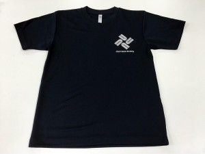株式会社尾野製本所様のロゴ入りTシャツ